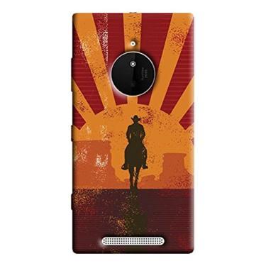 Capa Personalizada para Nokia Lumia 830 N830 - AT53