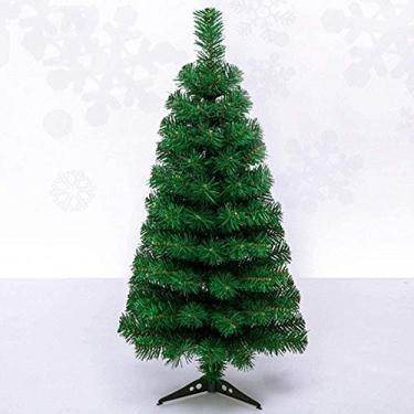 Árvore de Natal Mini Árvore de Natal 60 cm Criptografia Árvore de Natal Popular Decoração Desktop Casa Cozinha Presentes Baifantastic