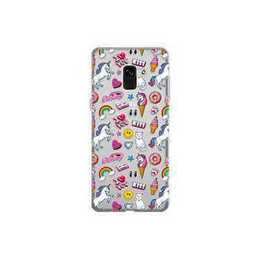 Capa Personalizada para Samsung Galaxy A8 Plus ( A8+ ) - ESTILOS 80´s 90´s. - Quark