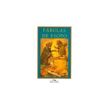 Fábulas de Esopo - Ash, Russell - 9788585466299