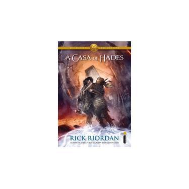 A Casa de Hades: Coleção Os Heróis do Olimpo - Volume 4 - Rick Riordan, Alexandre Raposo, Edmundo Barreiros - 9788580574210