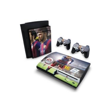 Skin Adesivo para PS3 Fat - Fifa 16