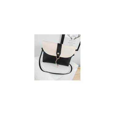 Patchwork Fawn ombro inclinado Bag