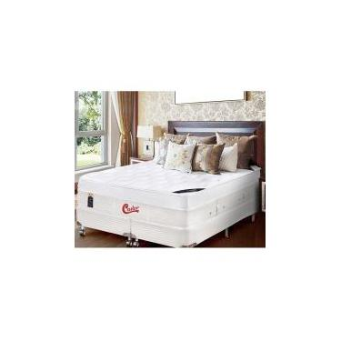 8f0836e01 Box para Colchão King Size Castor Bipartido 23 cm de Altura Vitagel