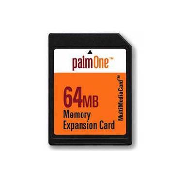 Cartão de Backup - PalmOne
