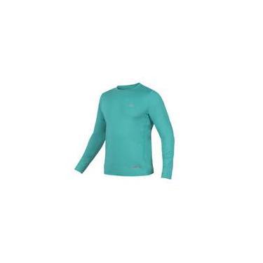 Camiseta Uv Body Fit Mormaii   Verde   Manga Longa   G 6d66bf29081