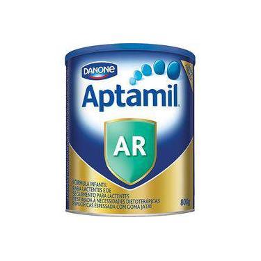 Aptamil Anti-Regurgitação Lata 800Gr