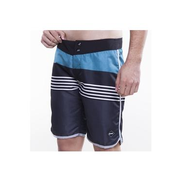 Boardshort masculino sublimado color emotion Mormaii