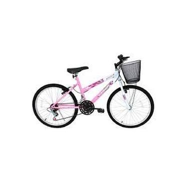 bicicleta wendy aro 26 / 18v com cesta