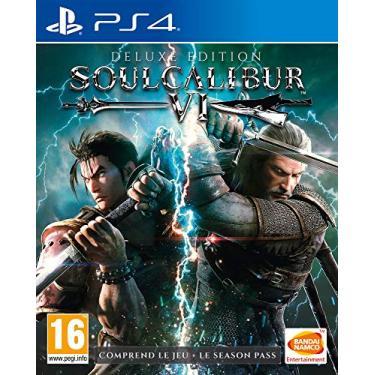 SOULCALIBUR VI: PlayStation 4 Deluxe Edition