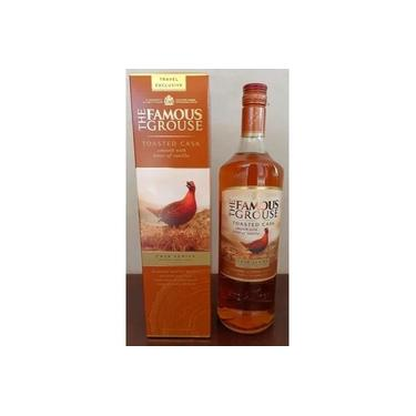 Whisky The Famous Grouse Toasted Cask Vanilla 1Litro