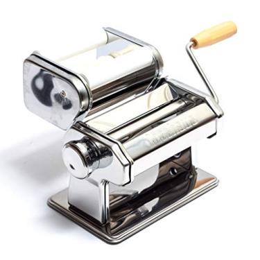 Imagem de Maquina de macarrão para massas espaguete ravióli talharim lasanha pastel