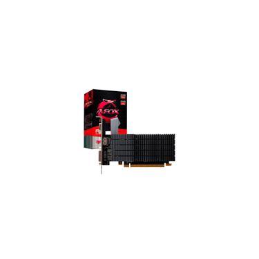 Imagem de Placa de video 2GB DDR3 64 bits radeon R5 220 afox pci-e 2.1 vga/dvi/hdmi