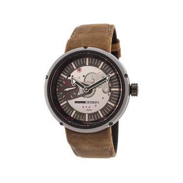77ab4017321 Relógio Momo Design Evo Mecanico Automatico Md1010Bs-32 Caixa De Aço  Inoxidável Com Uma Alça