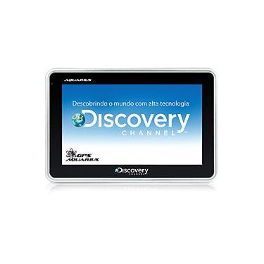 """GPS Aquarius Discovery 3.5"""" Slim"""