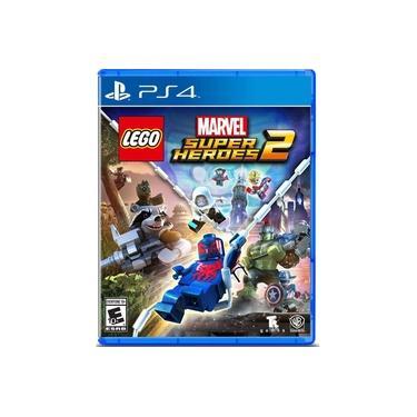 Jogo Lego Marvel Super Heroes 2 Ps4 (Mídia Física)