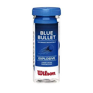 Bola Frescobol Blue Bullet, Wilson