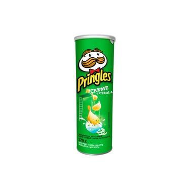 Batata Pringles Creme e Cebola 120g
