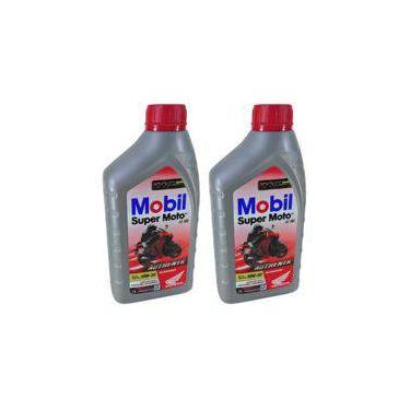 Kit Troca Oleo Dafra Next250 2 Litros Oleo Mobil 4 Tempos Semi-Sintetico Mx 10w30 + Filtro Oleo