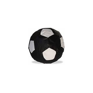 5eecdc4d50 Puff Infantil Ball Futebol Courino Preto Branco - Stay Puff