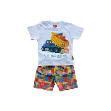 06b034614ccda8 Conjunto Infantil Menino: Encontre Promoções e o Menor Preço No Zoom