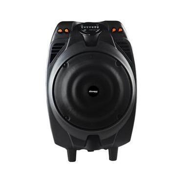 Caixa de Som Amplificada Maxprint MaxPower USB, Bluetooth, Rádio FM, 300W - 6011827