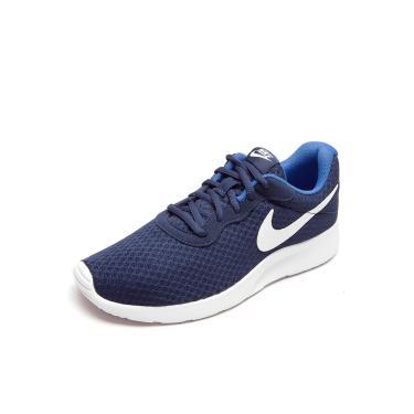 Tênis Nike Sportswear WMNS Tanjun BR Azul-Marinho Nike Sportswear 812654 masculino
