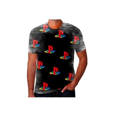 Camiseta Camisa Game Controle X Box Playstation Ps4 Ps2 25
