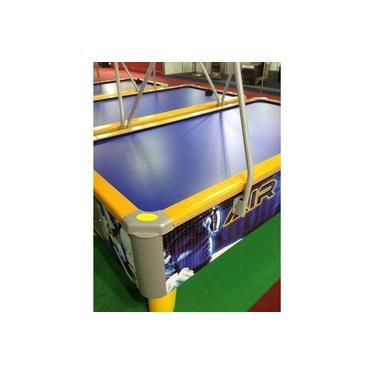 Imagem de Mesa De Air Game Aero Hockey Play Profissional Shopping