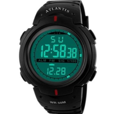 f614a254bd4 Relógio de Pulso R  48 a R  75 Unissex