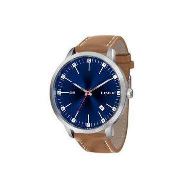 656dd4dc903 Relógio Masculino Lince Analógico Mrc4349s-d2nb - Prata