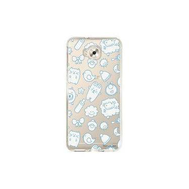 Capa Personalizada para Asus Zenfone 4 Selfie Lite ZB553KL Cute - TP12