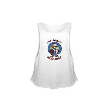Camiseta Regata Sport Fit Los Pollos Hermanos