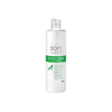 Shampoo Pet Society Soft Care Hypcare Para Pele Ressecada - 300 Ml