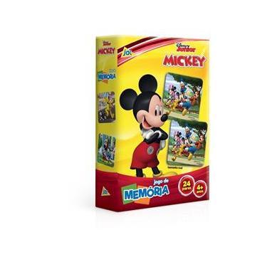Imagem de Jogo De Memória Mickey - Toyster 2754
