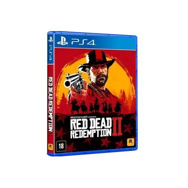 Game Red Dead Redemption 2 - PS4 - legendado em português