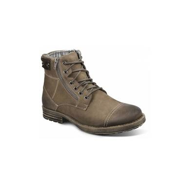 Bota Dress Boot Masculina Sandro Moscoloni Wolves Bege Outlet