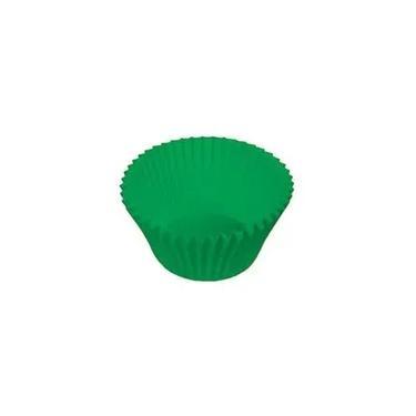 Forma Forneável Minicupcake Verde 54 Un Ultrafest