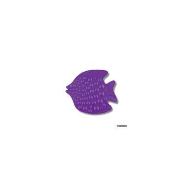 Imagem de Tapete Infantil para Box Peixe Roxo 55x46cm