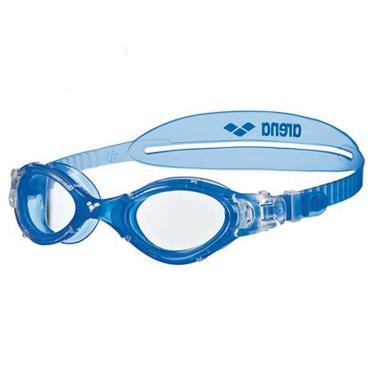 Óculos de Natação Nimesis Crystal Medium Arena - azul/transparente