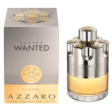 f1ac040b1 Perfume Wanted Azzaro EDT Masculino - 100ml