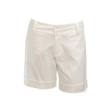 Shorts piquet Pau a Pique Off White