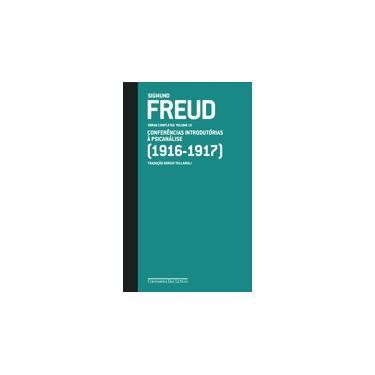 Conferências Introdutórias Á Psicanálise (1916-1917) - Obras Completas Vol. 13 - Freud, Sigmund - 9788535924190