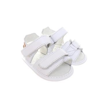 Sandália Masculino Bebê Kea Branco