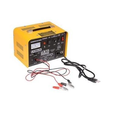 Carregador De Bateria Lcb-10 Até 100Ah 12/24V - Lynus