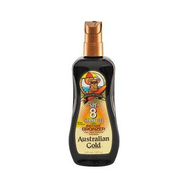 Bronzeador Spray Australian Gold Gel SPF 8 With Instant Bronzer 237 ML -  Australian Gold a4ec8c330a50e