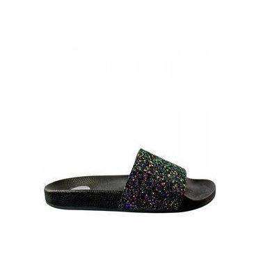 Chinelo Slide Vizzano Maxi Glitter 6329.100