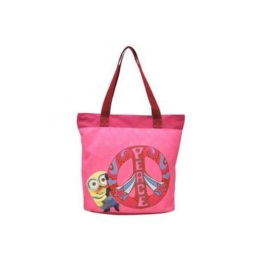 Bolsa Tote Bag Minions SB Peace 20142 Xeryus