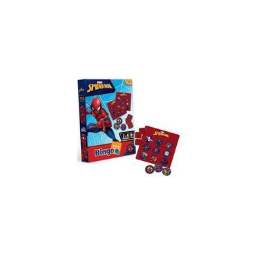 Imagem de Jogo De Bingo Homem Aranha De 2 a 6 Jogadores 8017 Toyster