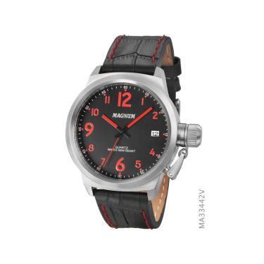 eb3d2b71e92 Relógio de Pulso Masculino Magnum Analógico Cia Dos Relógios ...